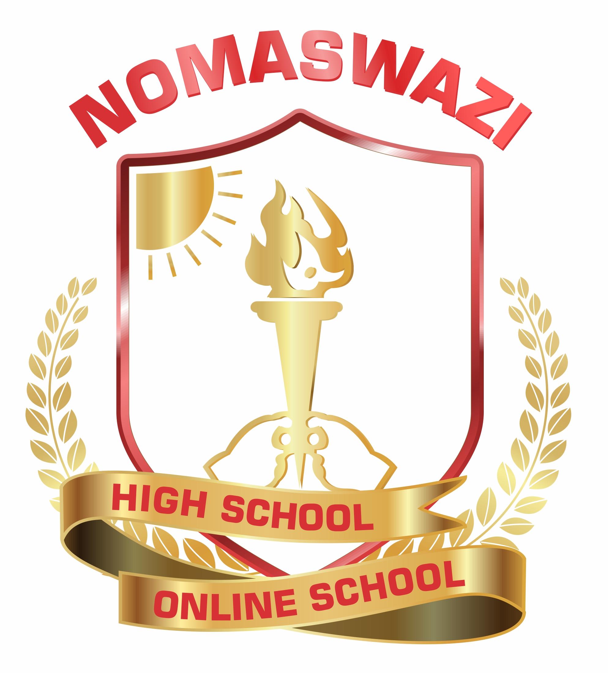 nomaswazi online high school logo