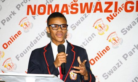 Nomaswazi High School's annual Career Day
