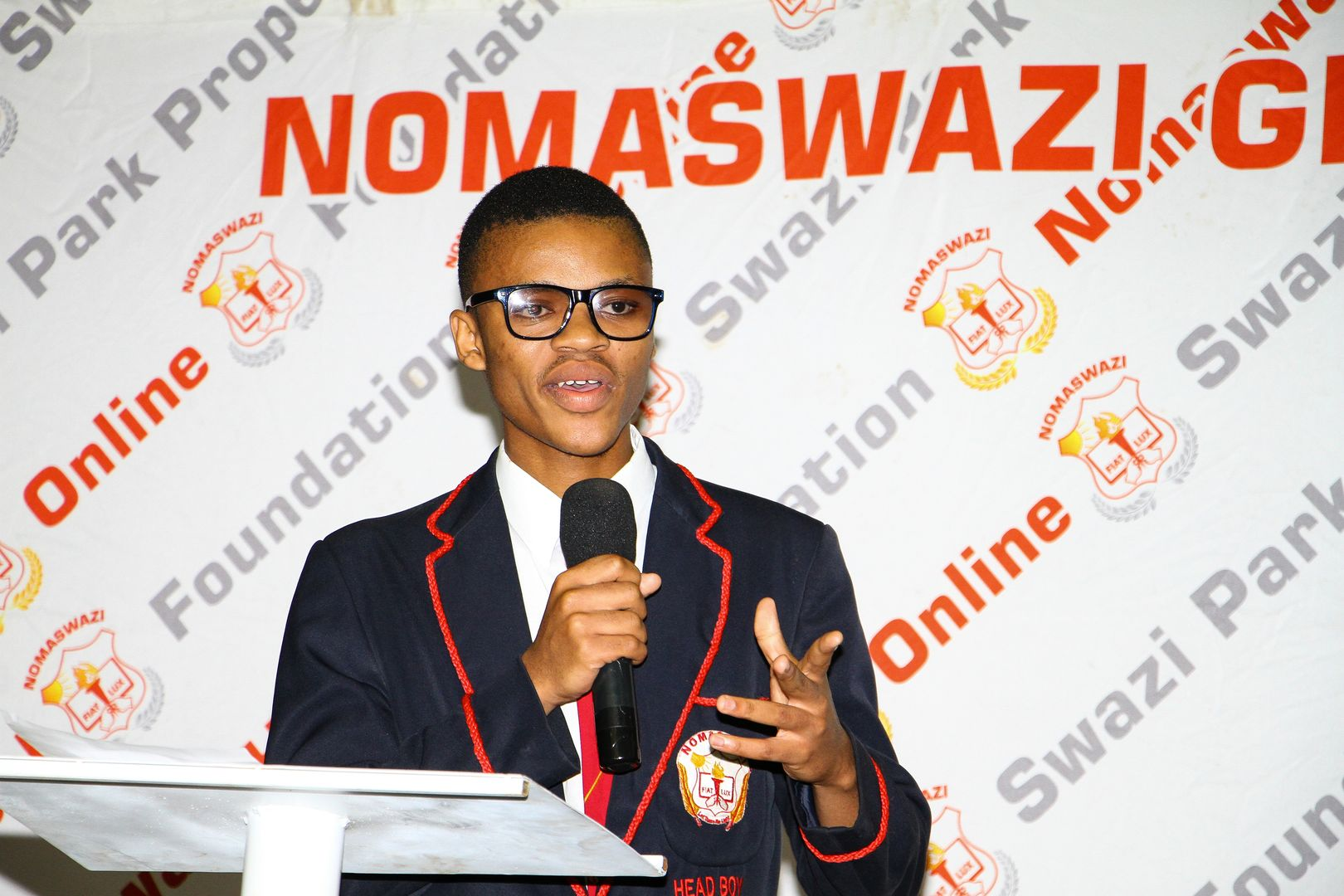 Nomaswazi High School's annual Career Day